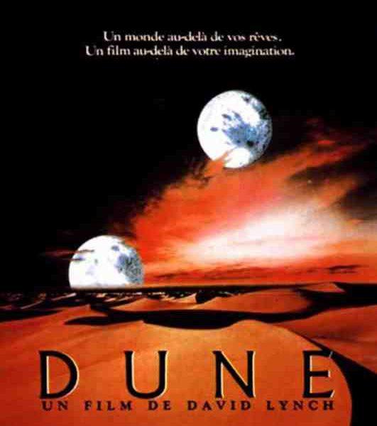 Dune réalisé par David Lynch