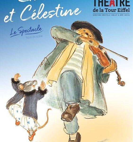 Ernest et Célestine au Théâtre de la Tour Eiffel à Paris