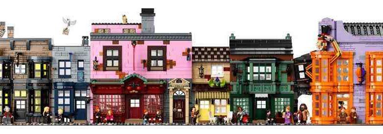 LEGO® Harry Potter® : Explorez le set Chemin de Traverse
