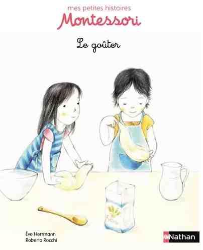 Le goûter et La promenade écrit par Ève Herrmann, illustré par Roberta Rocchi