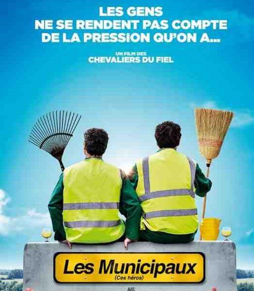 Les Municipaux, ces héros réalisé par Eric Carrière et Francis Ginibre