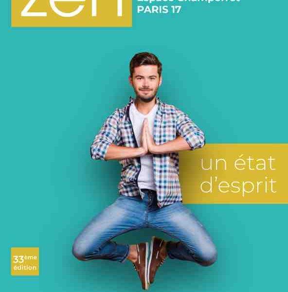 Le Salon Zen, un nouvel état d'esprit, à Paris