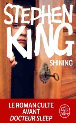 Shining écrit par Stephen King