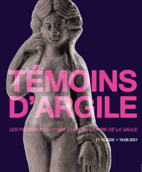 Témoins d'argile, Les figurines en terre cuite du centre de la Gaule au Musée Anne-de-Beaujeu (Moulins)
