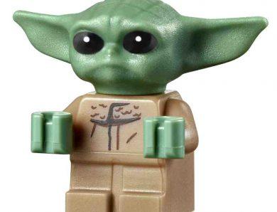 LEGO STAR WARS™ : L'Enfant prend vie en briques LEGO