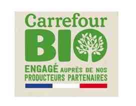 Les fusilli et les coquillettes Carrefour bio