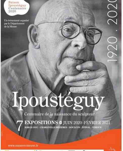 La Meuse célèbre le centenaire du sculpteur Ipoustéguy