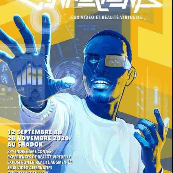 La section jeux vidéo et réalité virtuelle du Festival du Film Fantastique de Strasbourg se renomme Connexions