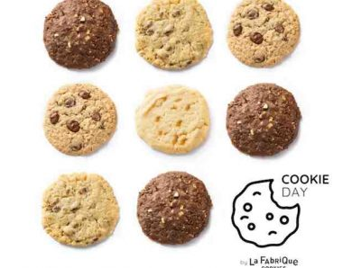 3e édition du Cookie Day de La Fabrique à Cookies