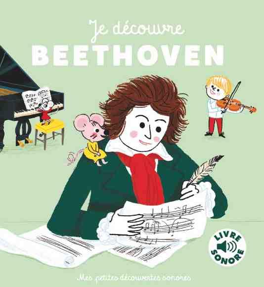 Je découvre Beethoven écrit par Charlotte Rooederer