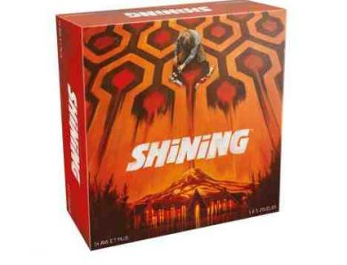 Le jeu de stratégie Asmodee The Shining