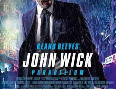 John Wick : Parabellum réalisé par Chad Stahelski