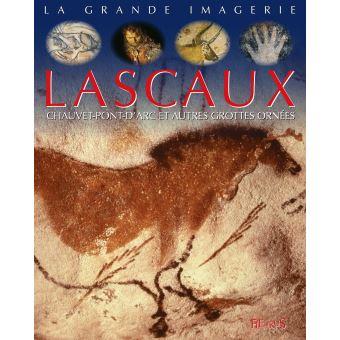Lascaux, La grande imagerie