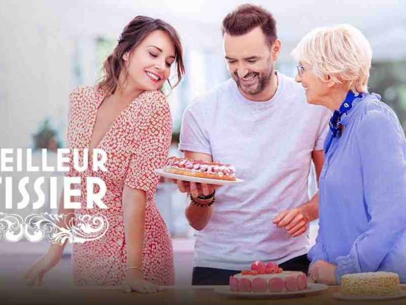 Le Meilleur Pâtissier – Saison 9 – Clap de Fin 2/2 sur M6