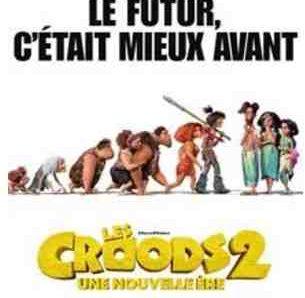 Les Croods 2 réalisé par Joel Crawford