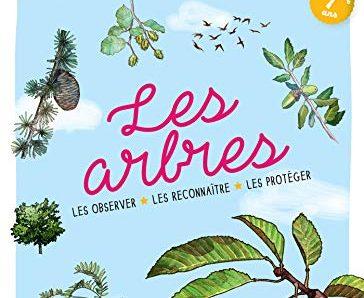 Mon petit guide Nature : Les arbres écrit par Xavier Japiot