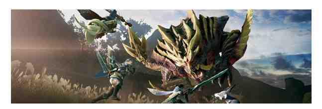 La saga culte de jeux d'Action/RPG Monster Hunter retrouve la console Nintendo avec deux titres inédits