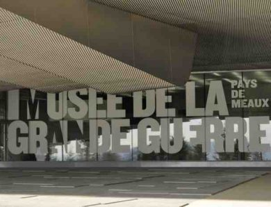 Le Musée de la Grande Guerre de Meaux