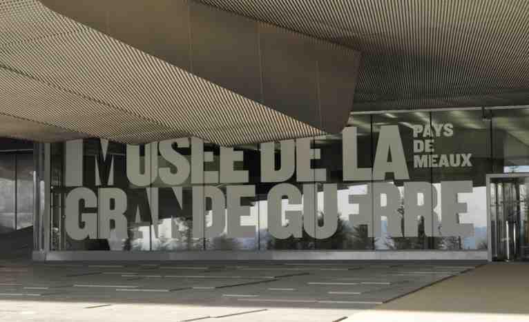 La programmation digitale live du Musée de la Grande Guerre de Meaux