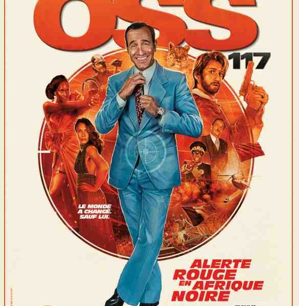 OSS 117 : Alerte Rouge en Afrique Noire réalisé par Nicolas Bedos