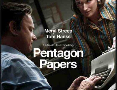 Pentagon Papers réalisé par Steven Spielberg