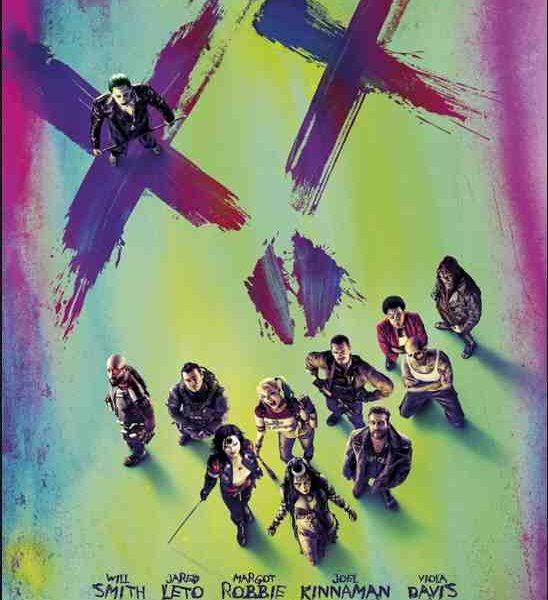 Suicide Squad réalisé par David Ayer