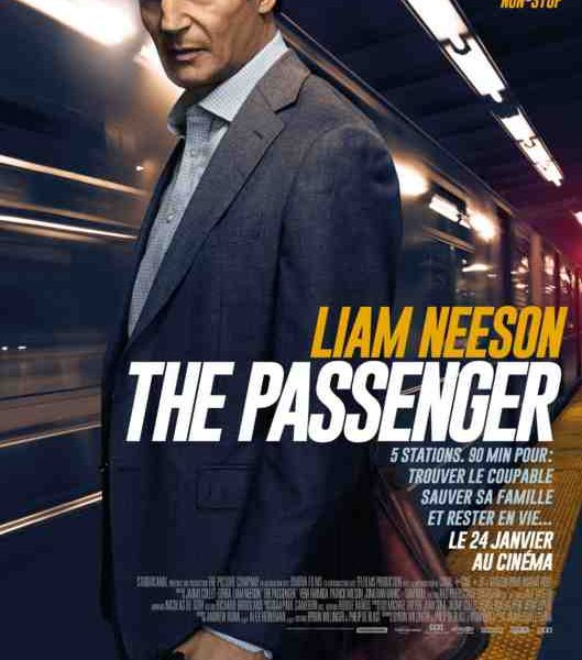 The Passenger réalisé par Jaume Collet-Serra