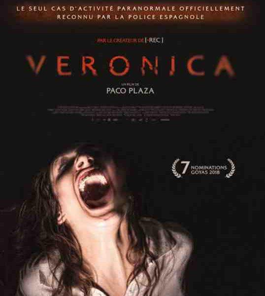 Veronica réalisé par Paco Plaza