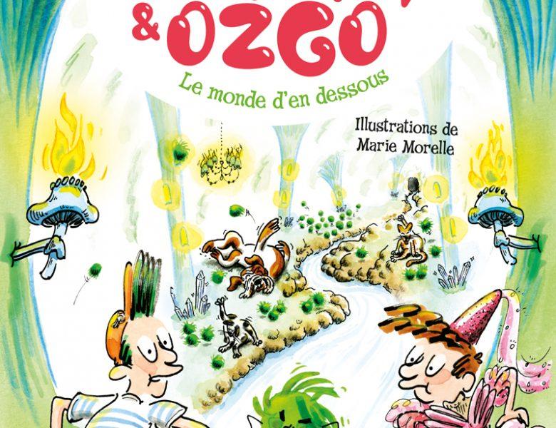 Mardy et Ozgo de Marie Lenne-Fouquet et Marie Morelle