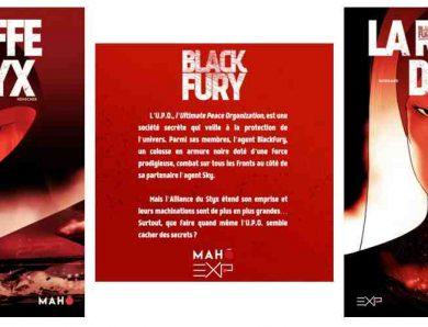 Black Fury de Stéphane Goddard