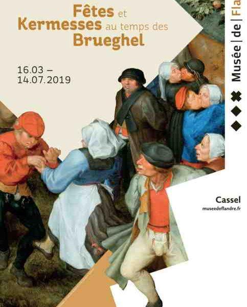 Fêtes et kermesses au temps des Brueghel au Musée des Flandres à Cassel (Hauts de France)