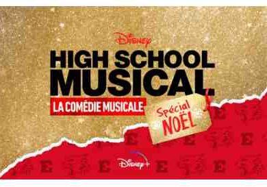 High School Musical : La Comédie Musicale Spécial Noël 2020 sur Disney +