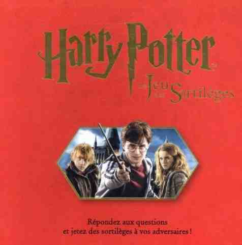 Le Jeu des Sortilèges d'Harry Potter