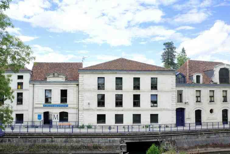 Le Musée du Papier à Angoulême