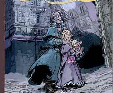 Les Misérables – Tome 2 : Cosette de Maxe L'Hermenier, Looky et Siamh