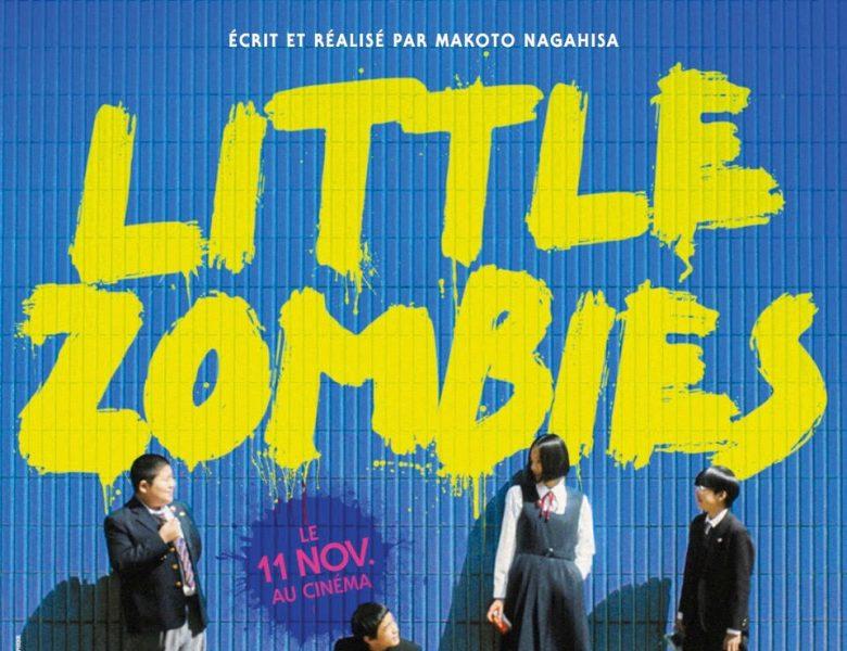 Little Zombies réalisé par Makoto Nagahisa