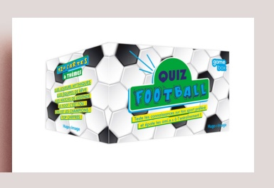 Game box Quiz Football
