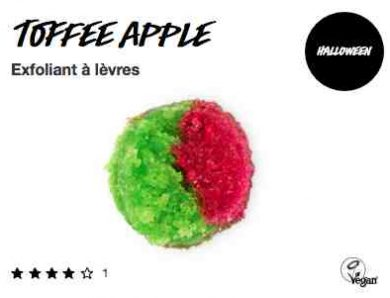 Toffee Apple de Lush