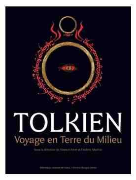 Tolkien, voyage en Terre du Milieu  à la BnF (Paris)