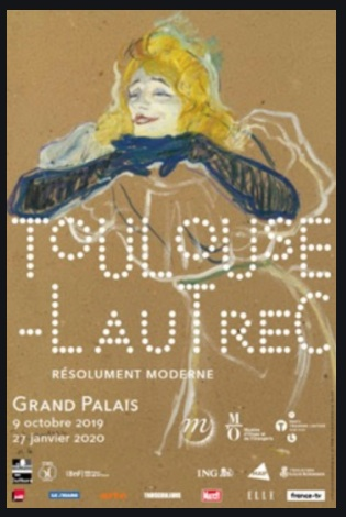 Toulouse-Lautrec : résolument moderne au Grand Palais à Paris