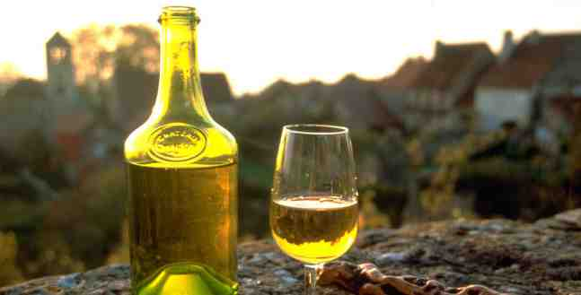 Le vin jaune