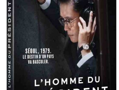Blu-Ray – L'Homme du Président réalisé par Woo Min-ho