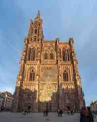 Un nouveau chantier de conservation-restauration pour la cathédrale de Strasbourg