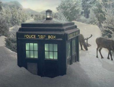 Doctor Who et les épisodes de Noël et fin d'année