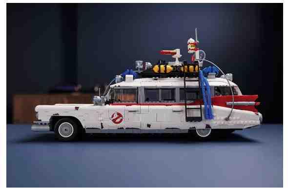 L'Ectomobile Lego