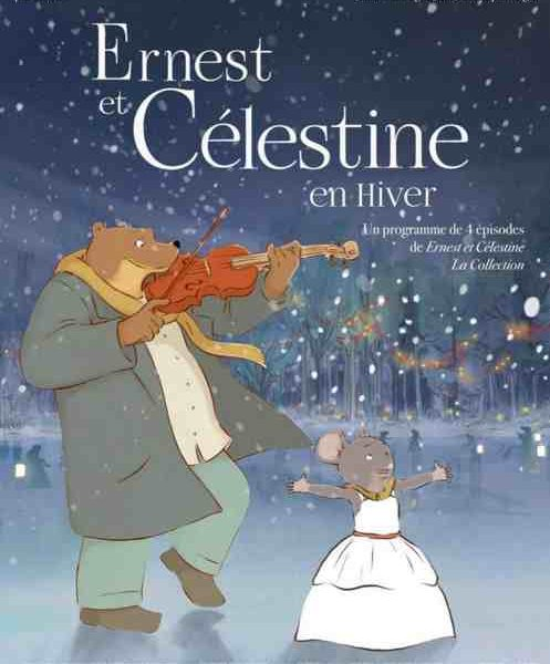 Ernest et Célestine en Hiver réalisé par Julien Chheng et Jean-Christophe Roger