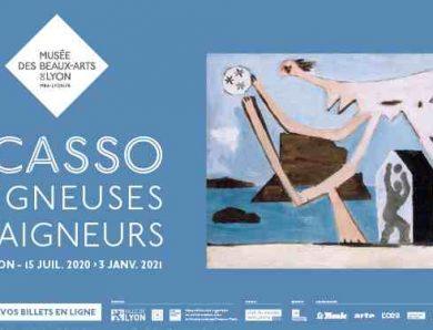 Le Quatuor Debussy invité dans l'exposition Picasso. Baigneuses et baigneurs au Musée des Beaux Arts de Lyon