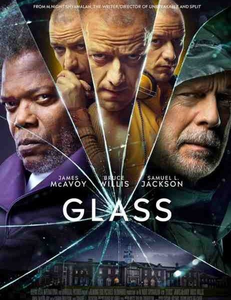 Glass réalisé par M. Night Shyamalan