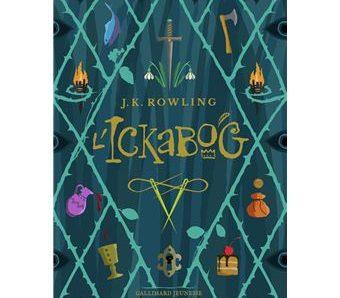 L'Ickabog, le conte écrit par J. K. Rowling