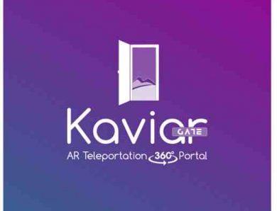 KaviAR Gate invente la téléportation à 360° pour voyager sans bouger de chez soi